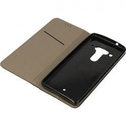BOOK MAGNET ETUI NA TELEFON HTC U12 CZARNY