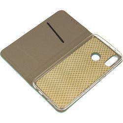 BOOK MAGNET ETUI NA TELEFON HUAWEI P20 LITE ANE-AL00  TURKUSOWY