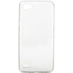 CLEAR 0.5mm ETUI NA TELEFON LG Q6 TRANSPARENTNY