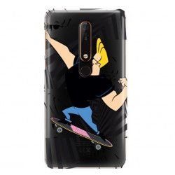 ETUI NA TELEFON NOKIA 6.1 TA-1089 CARTOON NETWORK JB113 CLASSIC JOHNNY BRAVO