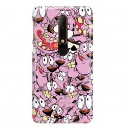 ETUI NA TELEFON NOKIA 6.1 TA-1089 CARTOON NETWORK CO101 CLASSIC CHOJRAK
