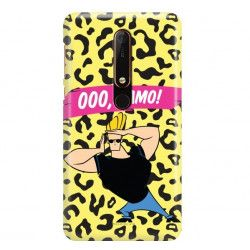 ETUI NA TELEFON NOKIA 6.1 TA-1089 CARTOON NETWORK JB124 CLASSIC JOHNNY BRAVO