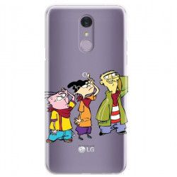 ETUI NA TELEFON LG Q7 Q 610EM CARTOON NETWORK ED122 CLASSIC Ed, Edd i Eddy
