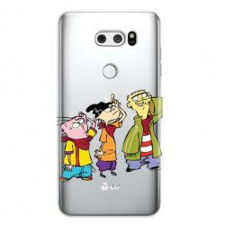 ETUI NA TELEFON LG V30 H930 CARTOON NETWORK ED122 CLASSIC Ed, Edd i Eddy