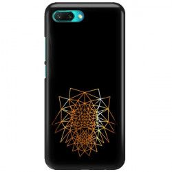 NEON GOLD ETUI NA TELEFON HUAWEI HONOR 10 COL-AL00 MIENIĄCE SIĘ ZLC103