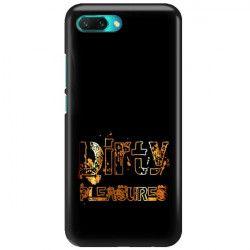 NEON GOLD ETUI NA TELEFON HUAWEI HONOR 10 COL-AL00 MIENIĄCE SIĘ ZLC108