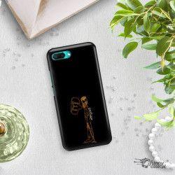 NEON GOLD ETUI NA TELEFON HUAWEI HONOR 10 COL-AL00 MIENIĄCE SIĘ ZLC110