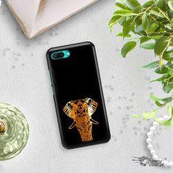 NEON GOLD ETUI NA TELEFON HUAWEI HONOR 10 COL-AL00 MIENIĄCE SIĘ ZLC117