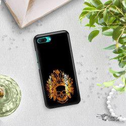 NEON GOLD ETUI NA TELEFON HUAWEI HONOR 10 COL-AL00 MIENIĄCE SIĘ ZLC120