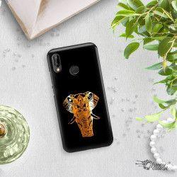 NEON GOLD ETUI NA TELEFON HUAWEI P20 LITE ANE-AL00 MIENIĄCE SIĘ ZLC112