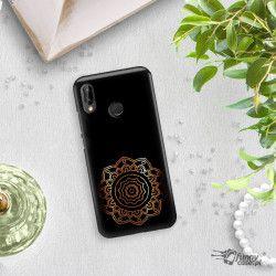 NEON GOLD ETUI NA TELEFON HUAWEI P20 LITE ANE-AL00 MIENIĄCE SIĘ ZLC118