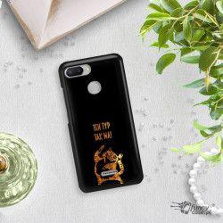 NEON GOLD ETUI NA TELEFON XIAOMI REDMI 6 MIENIĄCE SIĘ ZLC100