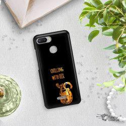 NEON GOLD ETUI NA TELEFON XIAOMI REDMI 6 MIENIĄCE SIĘ ZLC106