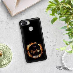 NEON GOLD ETUI NA TELEFON XIAOMI REDMI 6 MIENIĄCE SIĘ ZLC116