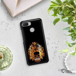 NEON GOLD ETUI NA TELEFON XIAOMI REDMI 6 MIENIĄCE SIĘ ZLC120