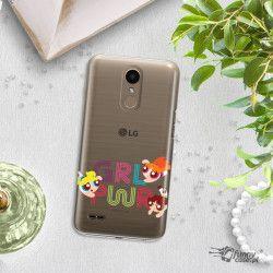 ETUI NA TELEFON LG K10 2017 CARTOON NETWORK ATOMÓWKI WZÓR AT505