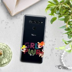 ETUI NA TELEFON LG V40 CARTOON NETWORK ATOMÓWKI WZÓR AT505