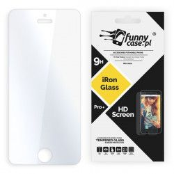 SZKŁO HARTOWANE LCD APPLE IPHONE 5 5S SE PRZÓD I TYŁ A1429/A1457/A1723