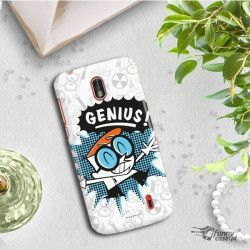 ETUI NA TELEFON NOKIA 1 TA-1047 CARTOON NETWORK DX105 CLASSIC LABORATORIUM DEXTERA