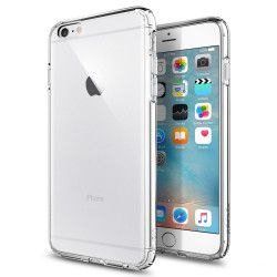 ETUI SPIGEN IPHONE 6 PLUS 5.5'' TRANSPARENTNY