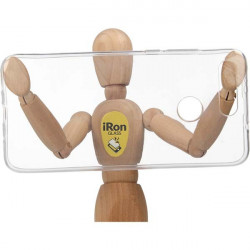 ETUI CLEAR 0.5mm HUAWEI HONOR VIEW 20 TRANS