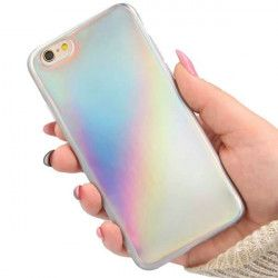 ETUI HOLOGRAPHIC IPHONE 6 PLUS 5.5''