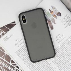 "ETUI IRON CASE SMOOTH IPHONE 7 4.7"" CZARNY"