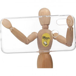 ETUI CLEAR 0.5mm NA TELEFON XIAOMI REDMI 7 TRANSPARENTNY