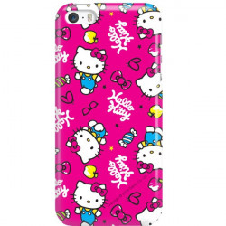 APPLE IPHONE 5 / 5S / SE  HELLO KITTY WZÓR HK101