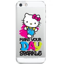 APPLE IPHONE 5 / 5S / SE  HELLO KITTY WZÓR HK104