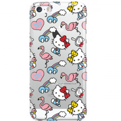 APPLE IPHONE 5 / 5S / SE  HELLO KITTY WZÓR HK132