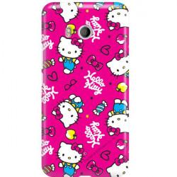 HTC U11  HELLO KITTY WZÓR HK101