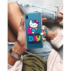 HUAWEI Y6 2019  HELLO KITTY WZÓR HK110