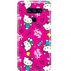 LG V40  HELLO KITTY WZÓR HK101