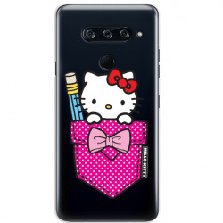 LG V40  HELLO KITTY WZÓR HK112
