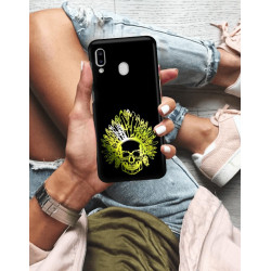 ETUI NA TELEFON SAMSUNG GALAXY A20E NEON MIENIĄCE SIĘ ZLI120