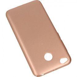 COBY SMOOTH ETUI NA TELEFON XIAOMI REDMI 4X ROSE GOLD