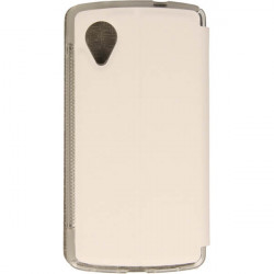 FLIP S-CASE ETUI NA TELEFON LG NEXUS 5 D820 D821 BIAŁY