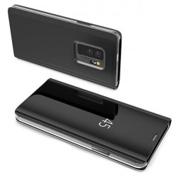ETUI BOOK CLEAR VIEW NA TELEFON LG K41S / K51S CZARNY