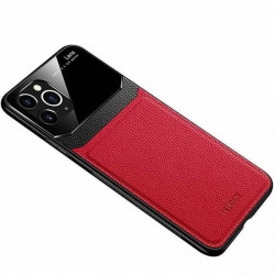 ETUI SKÓRZANE DELICATE NA TELEFON APPLE IPHONE 7 / 8 CZERWONY
