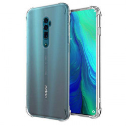 ETUI ANTI-SHOCK NA TELEFON OPPO RENO 10X ZOOM TRANSPARENT
