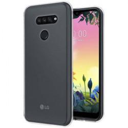 ETUI PROTECT CASE 2mm NA TELEFON LG K50S TRANSPARENT