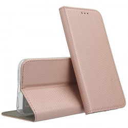ETUI BOOK MAGNET NA TELEFON APPLE IPHONE 12 MINI ROSE GOLD