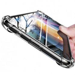 ETUI ANTI-SHOCK GLASS NA TELEFON APPLE IPHONE 12 / 12 PRO CZARNY