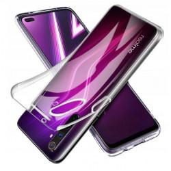 ETUI PROTECT CASE 2mm NA TELEFON REALME 6 PRO TRANSPARENT