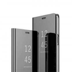 ETUI BOOK CLEAR VIEW NA TELEFON XIAOMI MI 10T 5G / MI 10T PRO 5G CZARNY