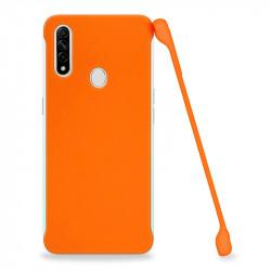 ETUI COBY SMOOTH NA TELEFON  OPPO A8 / A31 2020 POMARAŃCZOWY